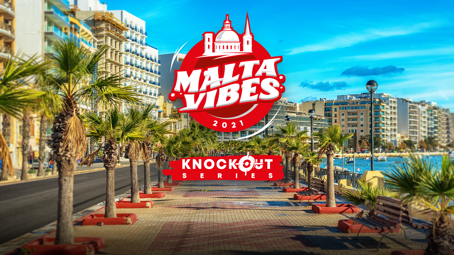 Announcement of the Malta Vibes Knockout Series